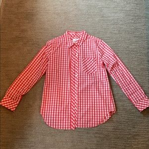 2 Vineyard Vines women button-down shirts.